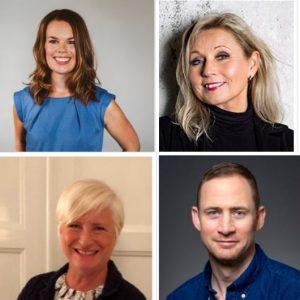 Fyra författare som blev utgivna efter en skrivarkurs!